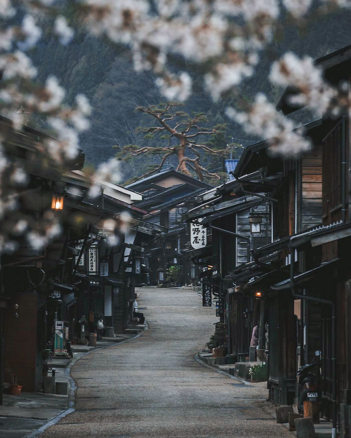 This Old Town In Japan That Looks Like A Movie Set