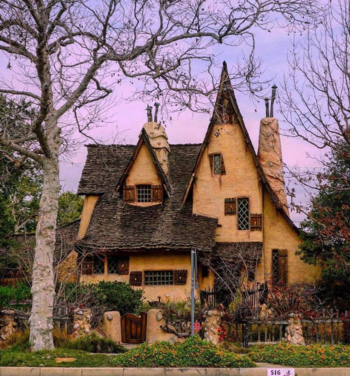 Esta casa que parece de cuento