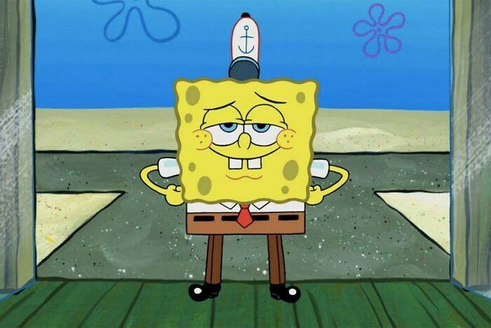 Remember Spongebob??