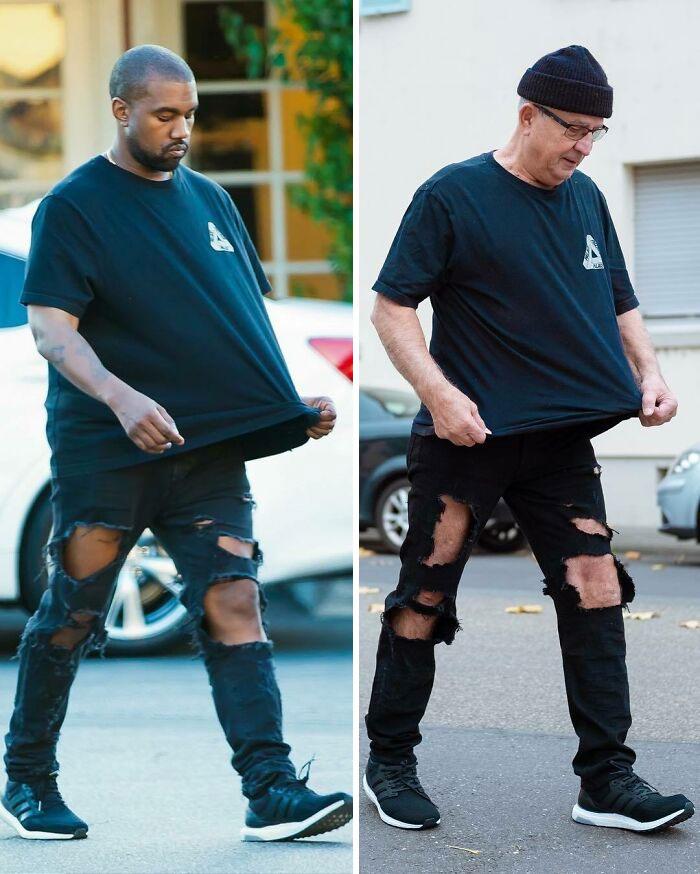 Stylish-Grandpa-Dresses-As-Celebrity
