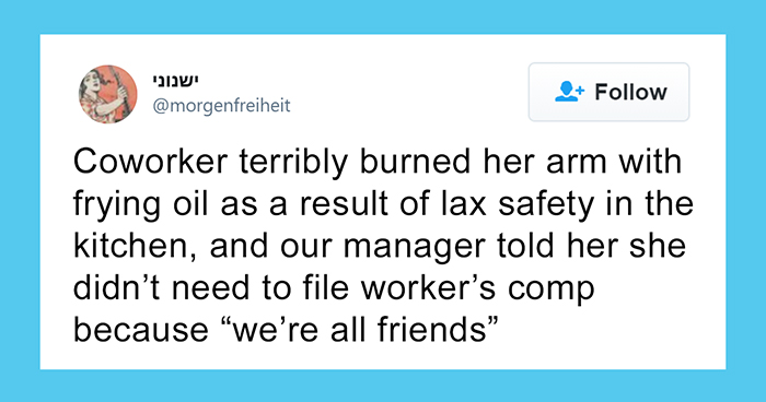 People Are Sharing Terrible Work Experiences That They Wish Were Just Jokes (30 Tweets)