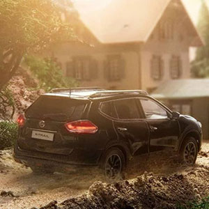 I Use Model Toy Cars To Create These Realistic Photos (10 Pics)