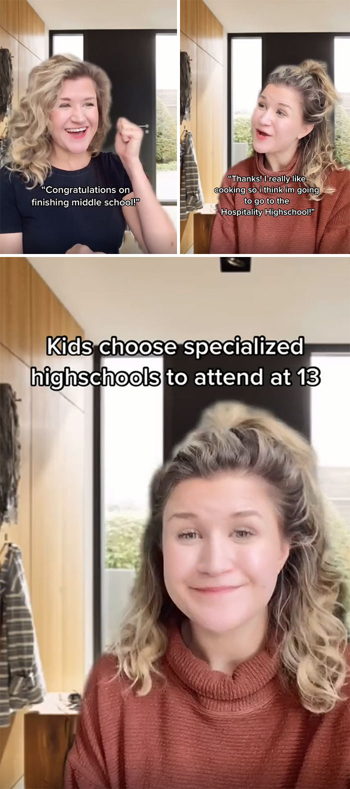 Kids Choose Specialized Highschools To Attend At 13