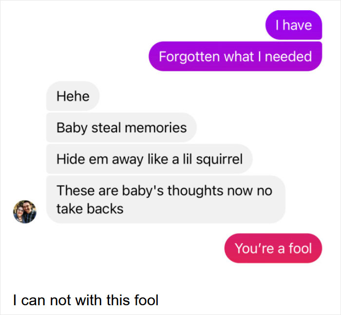 Woman Shares Some Of The Cute And Funny Things Her Husband Says And Does As A Dad-To-Be 33