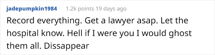 """""""Get A Lawyer Now"""": Woman Shares How Her Ex And His GF Are Treating Her Like A Surrogate And Scaring Her"""