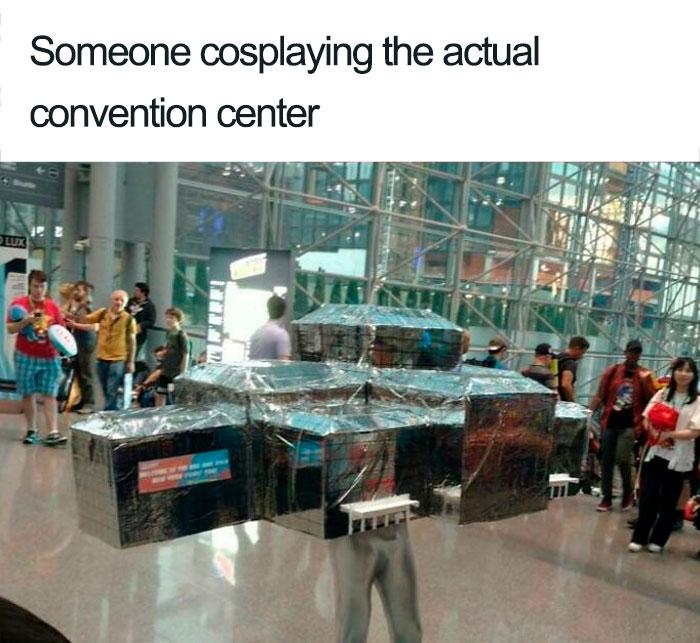 Cosplay Meta