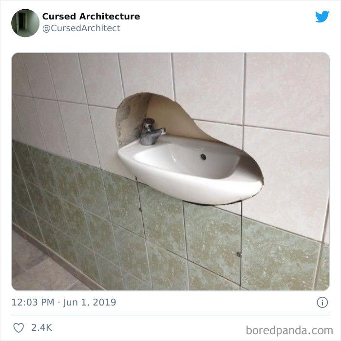Weird-Design-Decisions-Cursed-Architecture