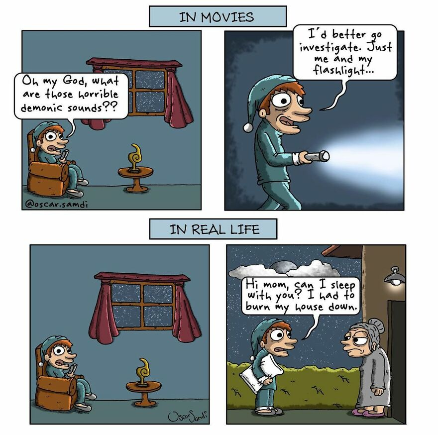 Psychologist Continues To Make Comics To Escape His Everyday Life