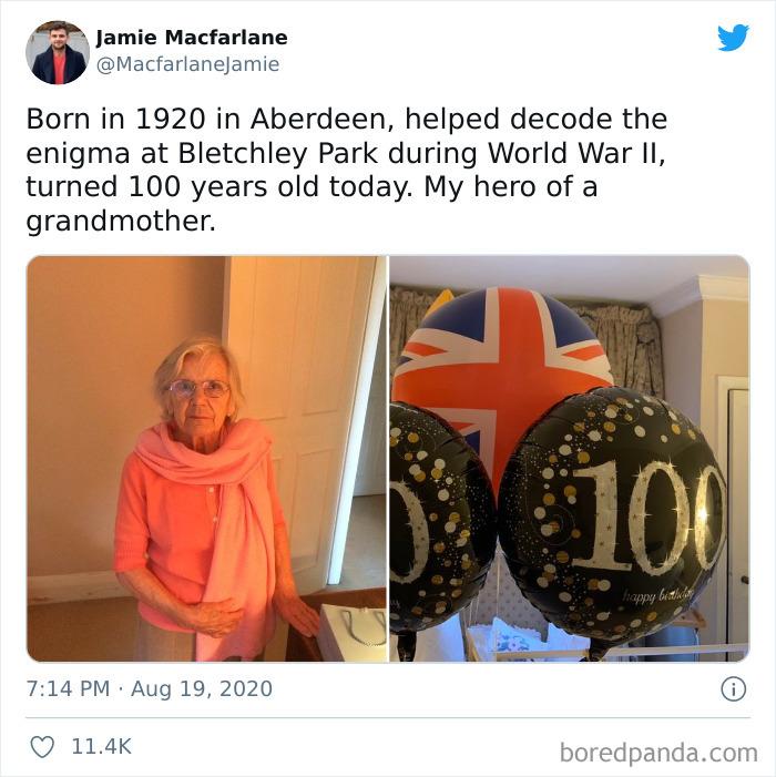Hero Grandma