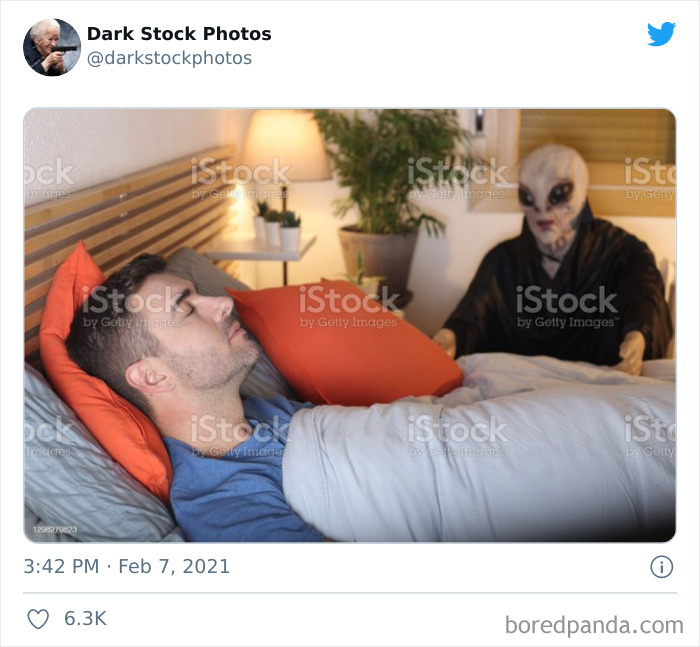 There's A Twitter Page Entirely Dedicated To The Dark Side Of Stock Photography And Here Are 30 Of The Funniest Ones