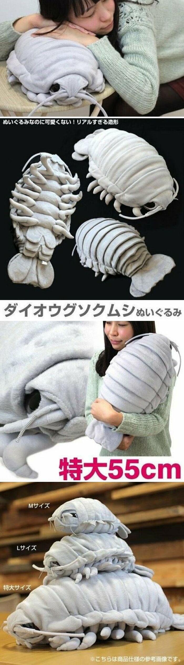 Isopod Plush
