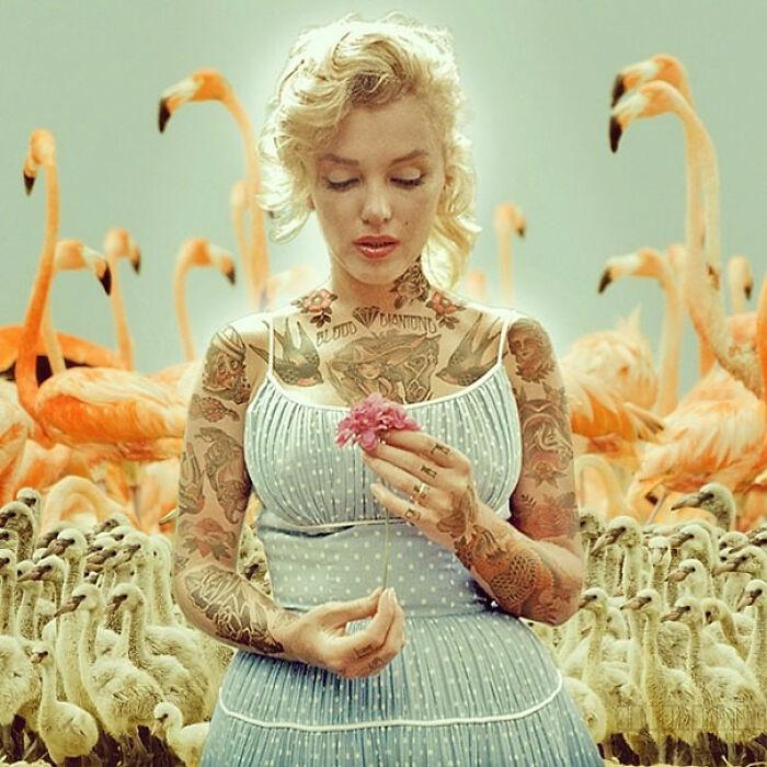 Photoshoped-Tattoo-On-Celebrities-Cheyenne-Randall