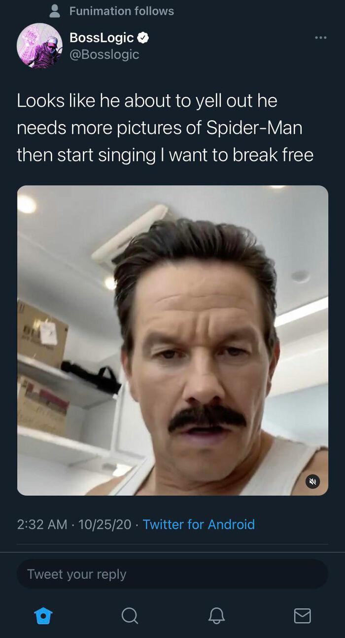 Mark Wahlberg Got Roasted