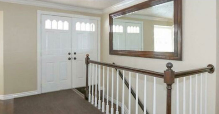 Don't Come Stumbling In This House Drunk At Night. As Seen On Zillow