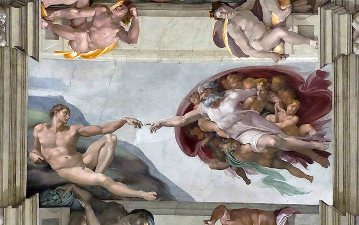 """""""If Its Homoerotic And Painted On A Wall Or Ceiling, Then Its High Renaissance"""""""