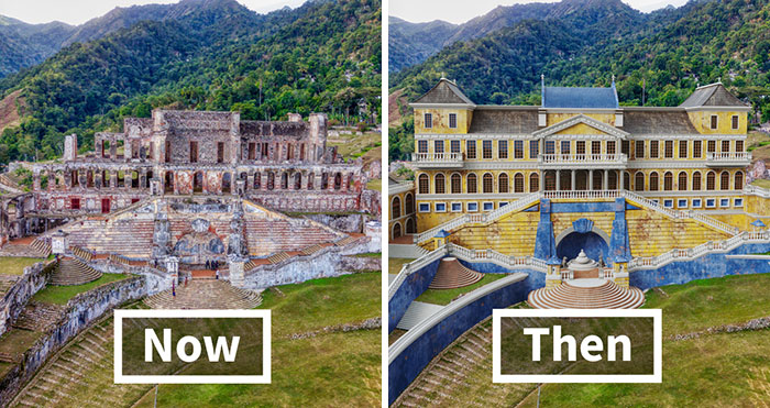 This Is What These 7 Ruins Of Palaces Really Looked Like In Their Prime