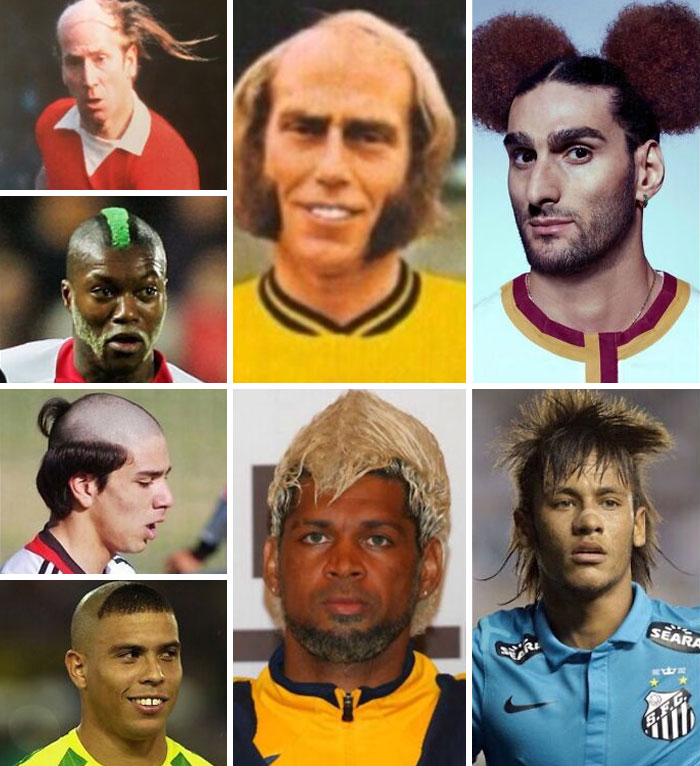 """A Small Tribute To The Professional Soccer Fraternity For Consistently 'Winning"""" Over The Years. Here Are Some Of My Favorites"""