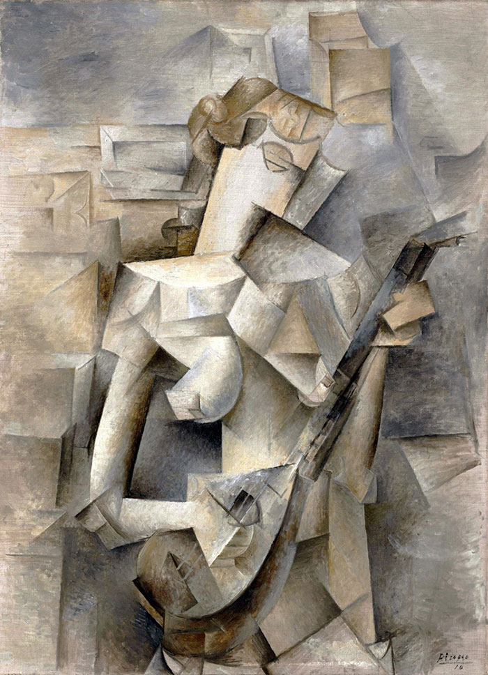 """""""If It Looks Like A Tupperware Drawer, Then It's Cubism"""""""