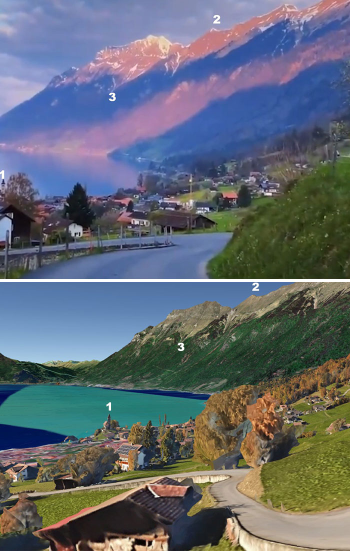 Chinese Propaganda Media Caught Lying Trying To Promote China Using Stolen Footage Of Swiss Alps