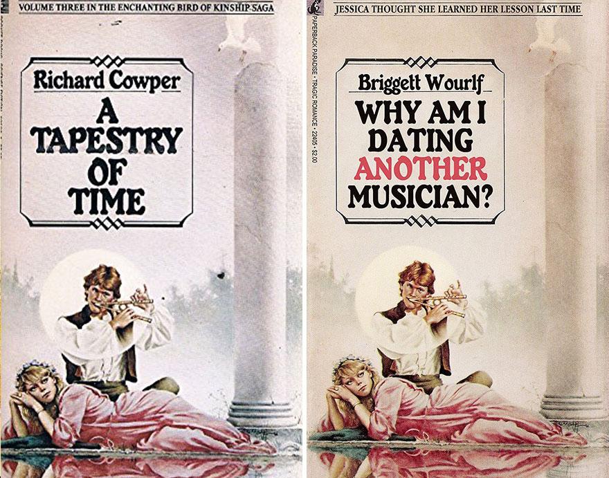 Paperback-Paradise-Hilarious-Book-Cover-Photoshop