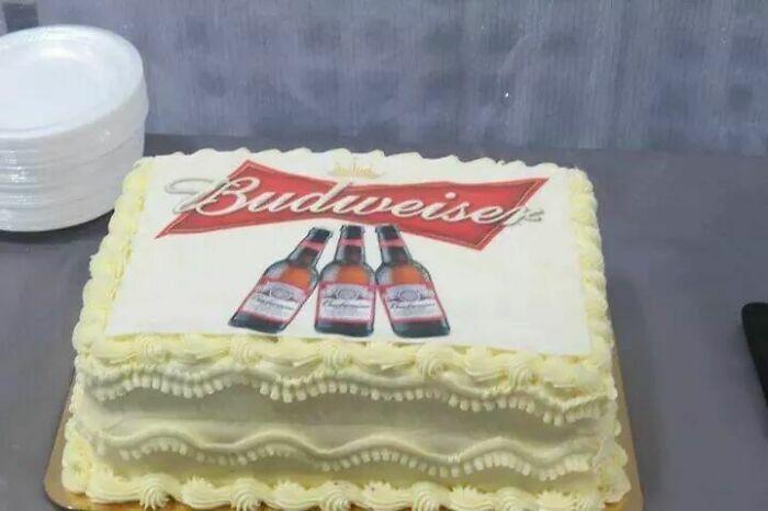 My Cousins Wedding Cake...