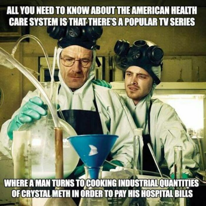 All You Need To Know About American Healthcare