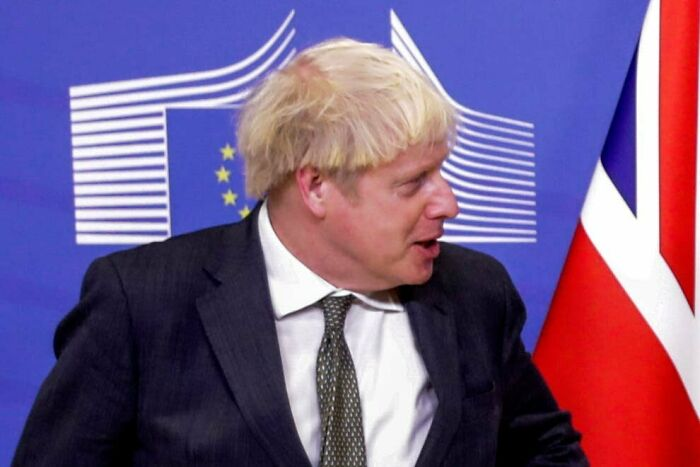 The Brexit; When Your Barber Is European