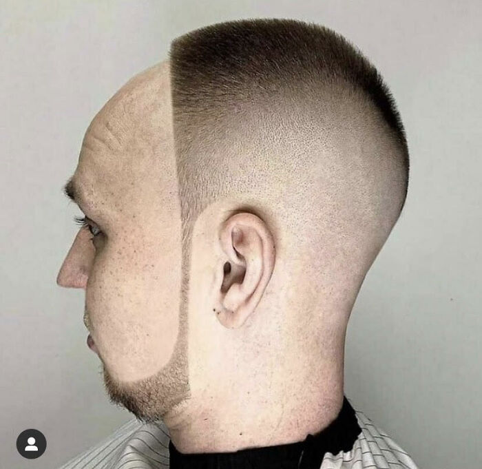 Gimme That Old Man Front With The Marine Corps Back. But, Like, With A Douchey Beard Too
