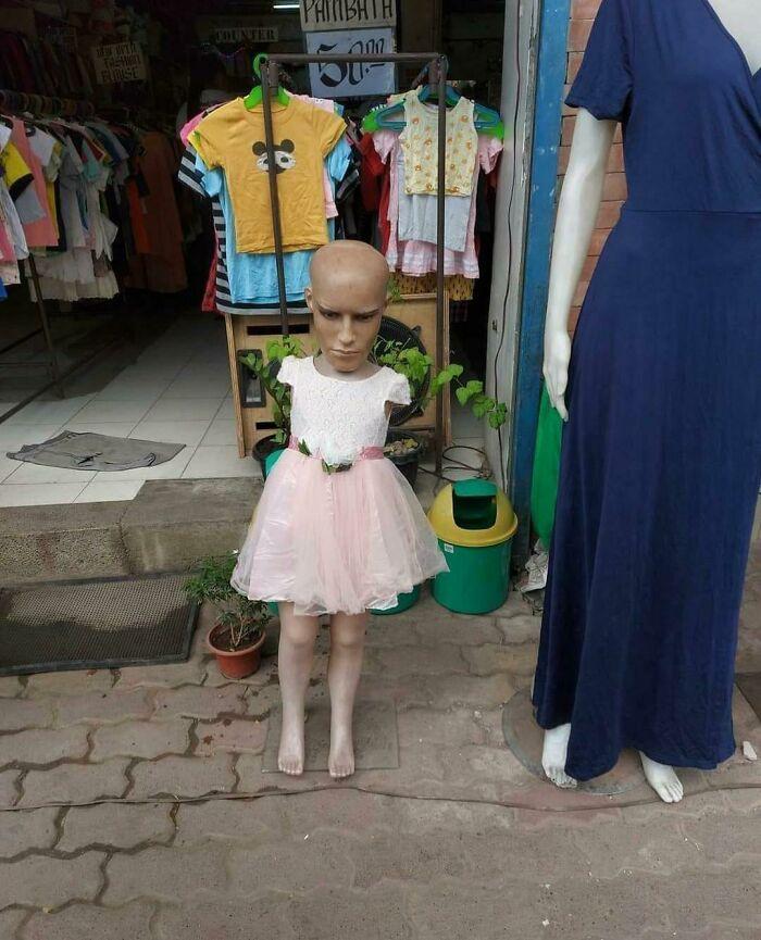 This Kid Mannequin