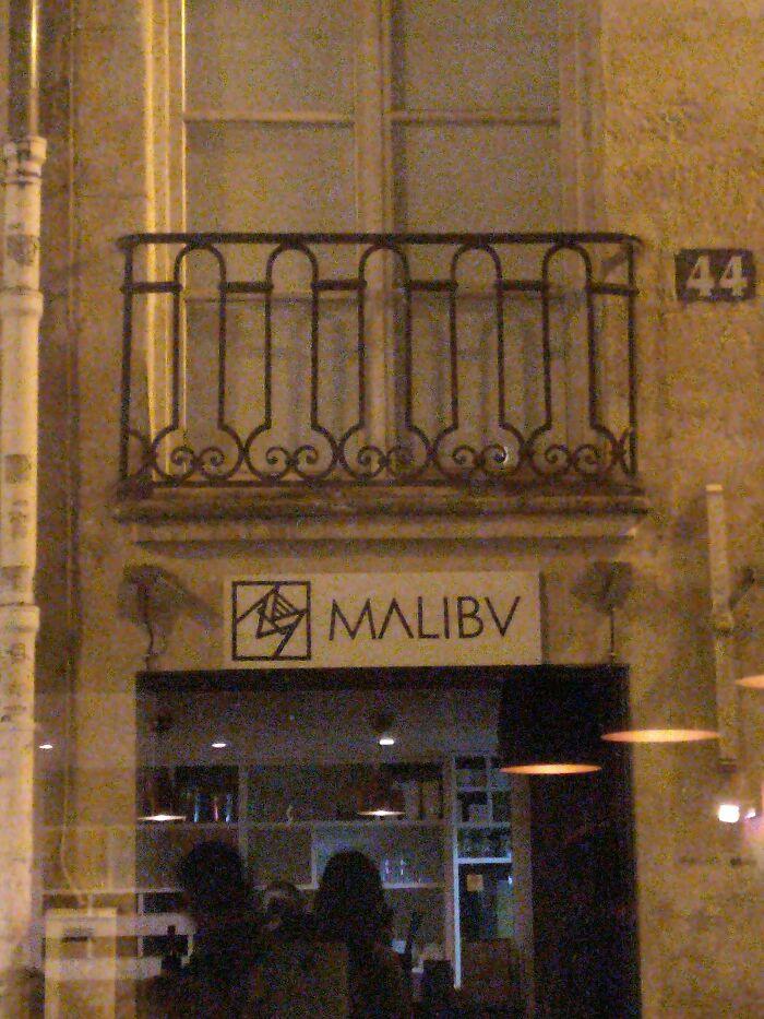 Funny Balcony (Paris, France)