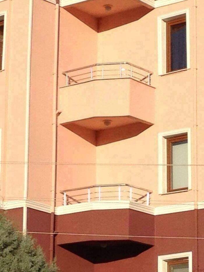 Balconies?