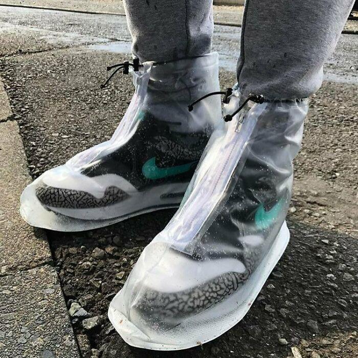 Sneaker Raincoats