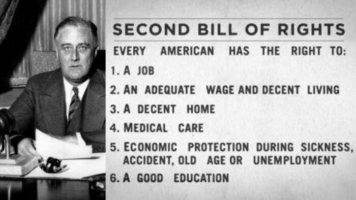 80 Years Ago A Us President Was Advocating For Job Guarantee And Many More Thinks