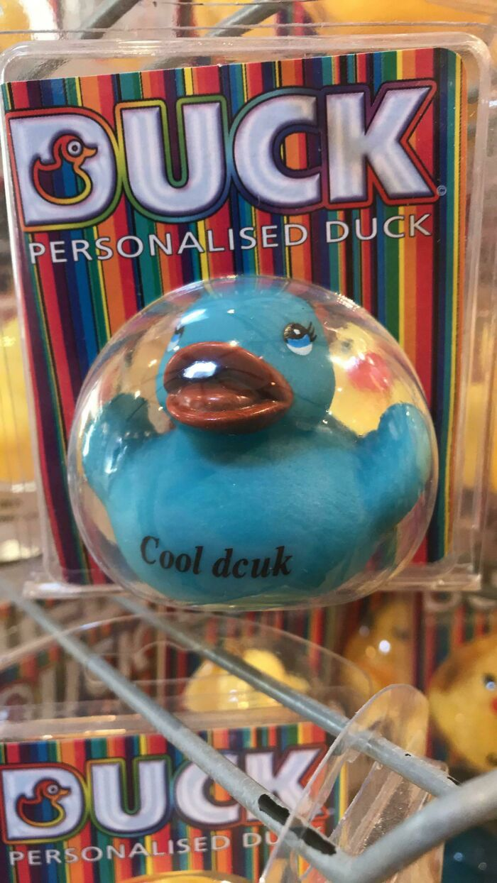 Ah! The Mighty Cool Dcuk!