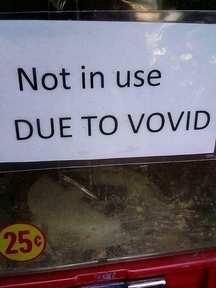 Ah Yes Vovid 19
