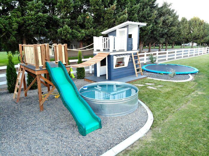Backyard Quarantine Project