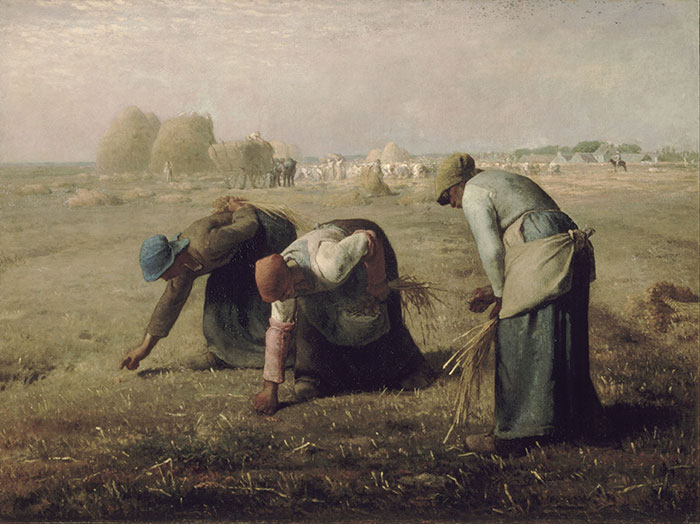 """If Its Got Sad Peasants It's 19th Century Realism"""