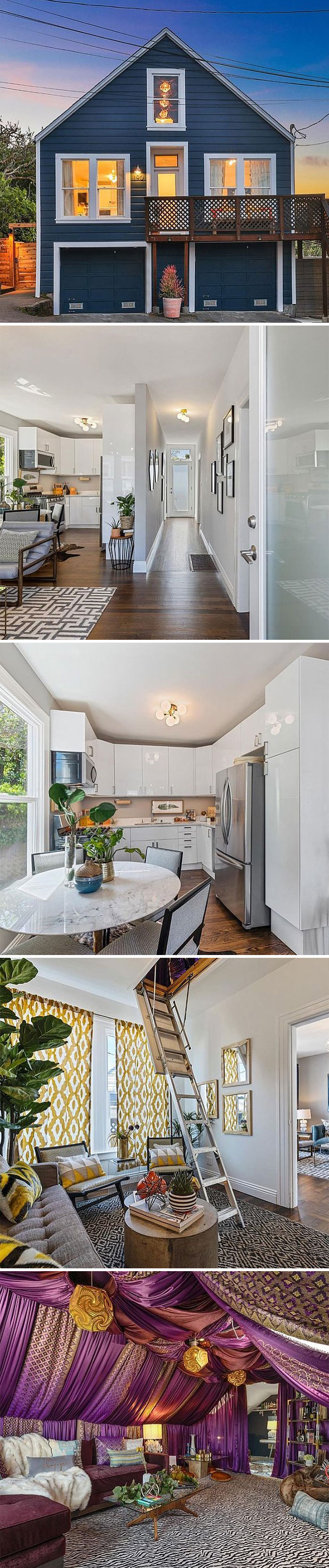 You'll Never Leave Home Now. $1,150,000. 2 Bd, 1 Ba. 1,209 Sf