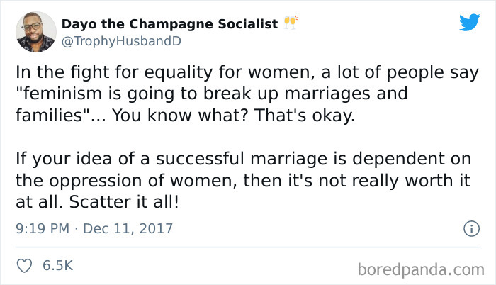 Marriage And Feminism