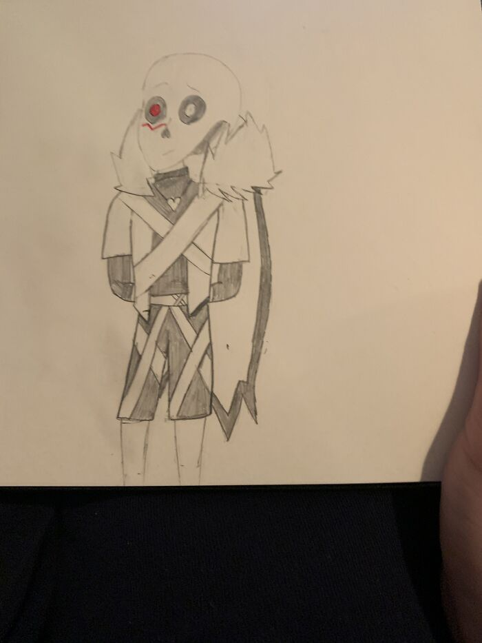 This Is One Of My Favorite Characters From The Fandom I'm In And He Took Forever To Draw