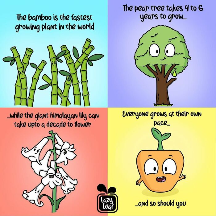 Artist Creates Sweet And Wholesome Comics To Brighten Up Your Day (47 Pics)