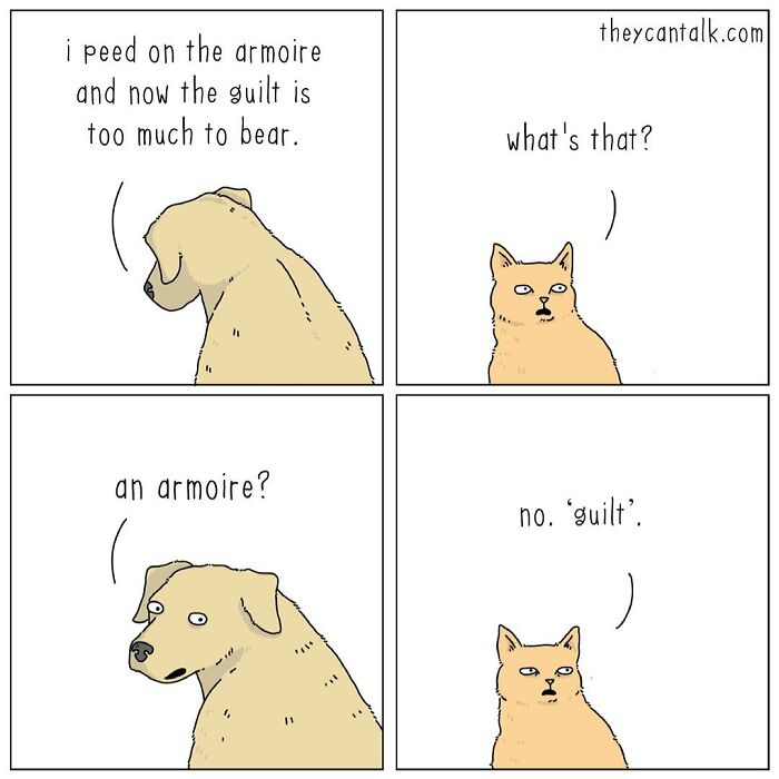If Animals Could Talk (Part 4)