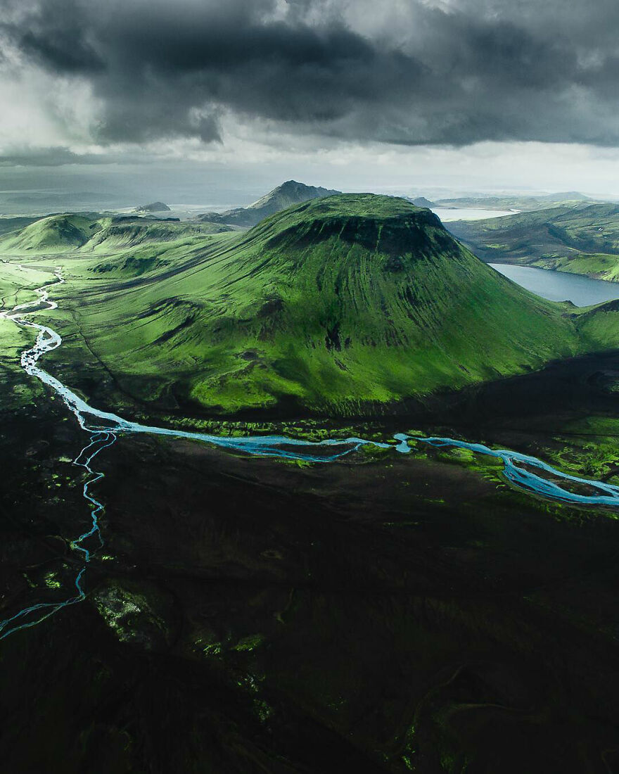 Meet The Stunning Aerial Photographs Of Gábor Nagy