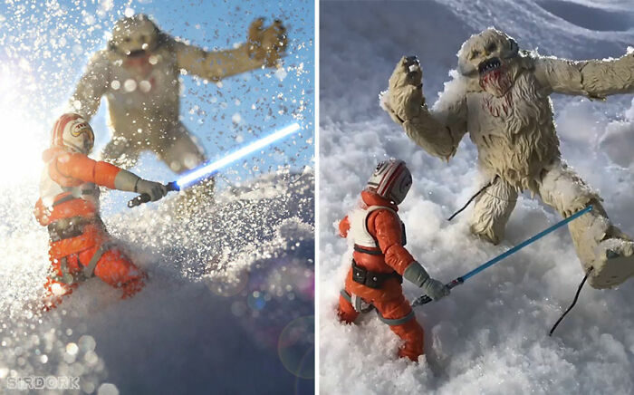Photographer Uses Pop Culture Toys To Create Awesome Action Photography (30 Pics)