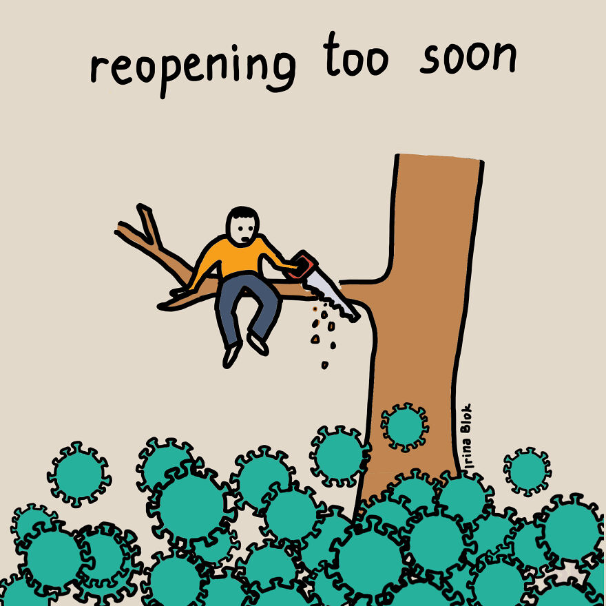 Reopening Too Soon
