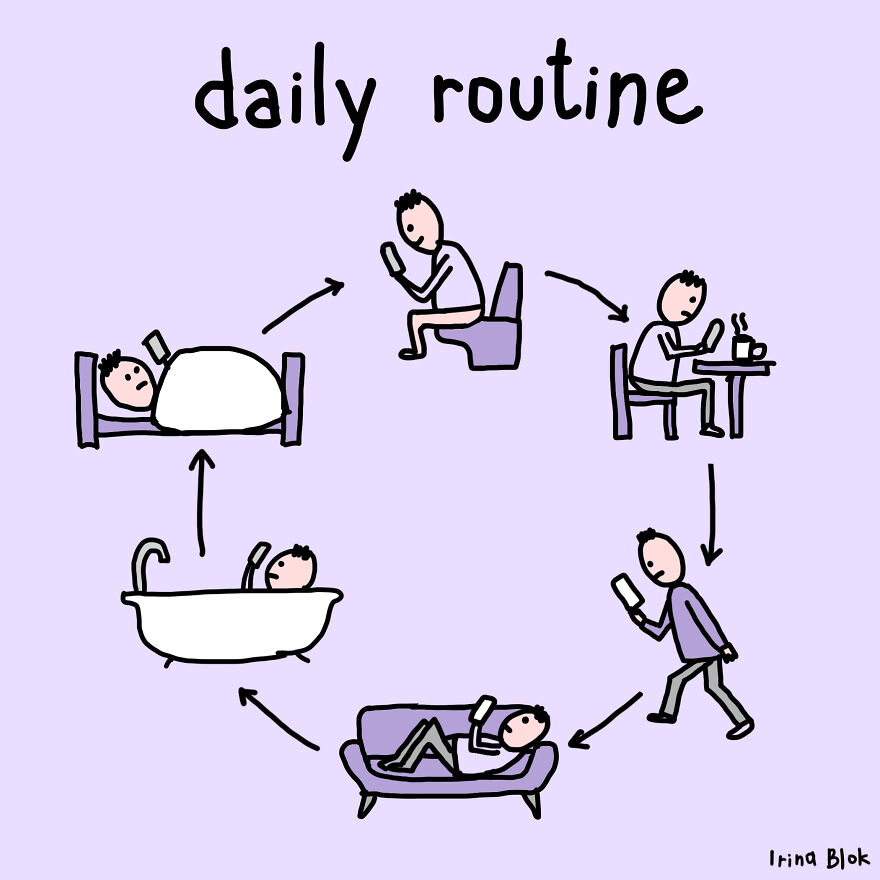 Daily Routune