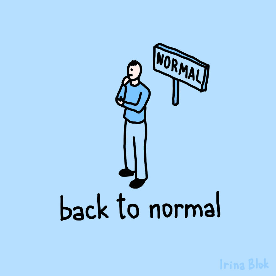 Back To Normal