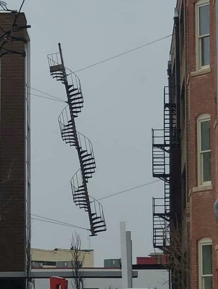 Surrealist Neighborhood