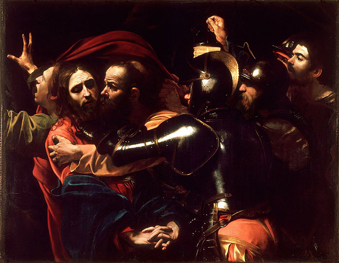"""""""If It Looks Like The Chaos After A Blackout Where Everyone Is Stumbling Around In The Dark Under One Solitary Emergency Light, It's A Caravaggio"""""""