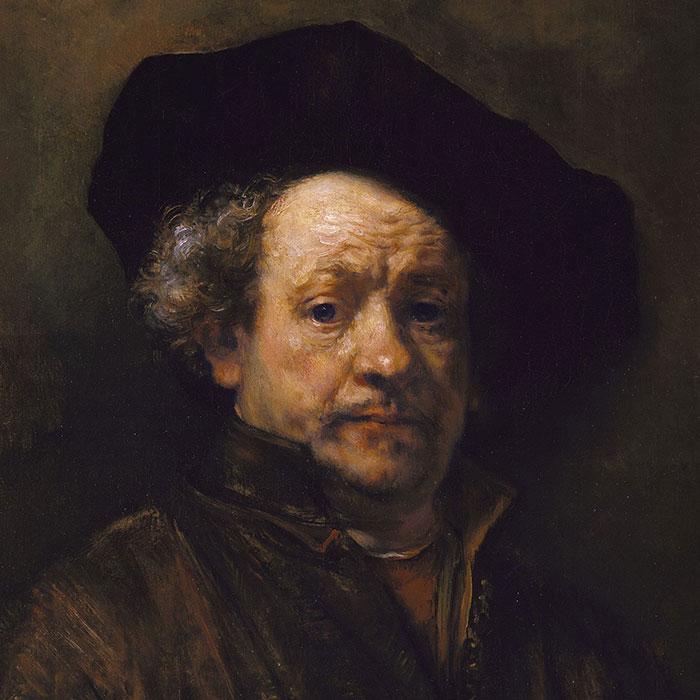 """""""If Its A Portrait Of Rembrandt, It's A Rembrandt"""""""